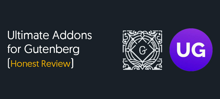 Ultimate Addons for Gutenberg Plugin Review